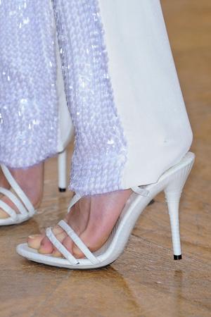 Показ Maurizio Galante коллекции сезона Весна-лето 2013 года Haute couture - www.elle.ru - Подиум - фото 477214