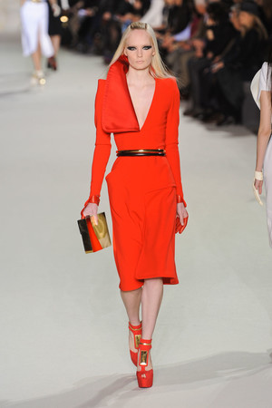 Показ Stephane Rolland коллекции сезона Весна-лето 2012 года Haute couture - www.elle.ru - Подиум - фото 331760