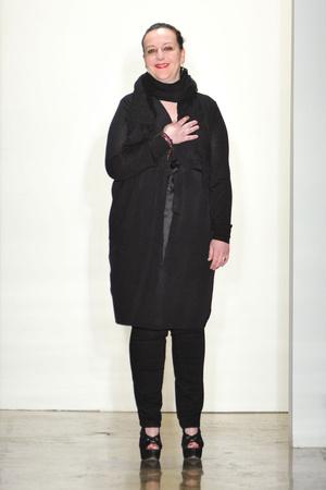 Показ Sophie Theallet коллекции сезона Осень-зима 2012-2013 года prêt-à-porter - www.elle.ru - Подиум - фото 346910