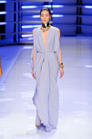 Показ Alexander Vauthier коллекции сезона Весна-лето 2012 года Haute couture - www.elle.ru - Подиум - фото 331897