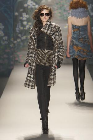 Показ Tracy Reese коллекции сезона Осень-зима 2010-2011 года prêt-à-porter - www.elle.ru - Подиум - фото 145118
