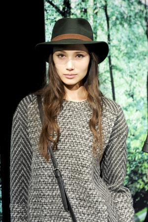 Показ Charlotte Ronson коллекции сезона Осень-зима 2013-2014 года prêt-à-porter - www.elle.ru - Подиум - фото 486073