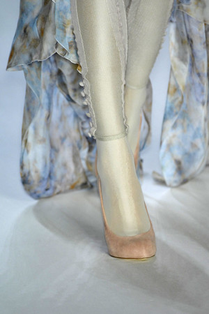 Показ Nina Ricci коллекции сезона Весна-лето 2009 года Prêt-à-porter - www.elle.ru - Подиум - фото 85667