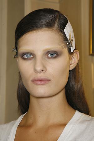 Показ Givenchy коллекции сезона Весна-лето 2009 года Haute couture - www.elle.ru - Подиум - фото 86841