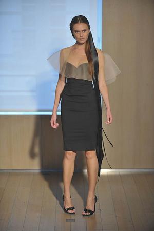 Показ Alexis Mabille коллекции сезона Осень-зима 2009-2010 года haute couture - www.elle.ru - Подиум - фото 87121