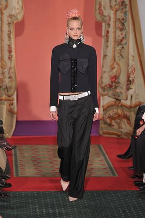 Показ Christian Lacroix коллекции сезона Весна-лето 2009 года haute couture - www.elle.ru - Подиум - фото 86471