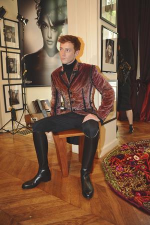 Показ Franc Sorbier коллекции сезона Осень-зима 2009-2010 года haute couture - www.elle.ru - Подиум - фото 87611