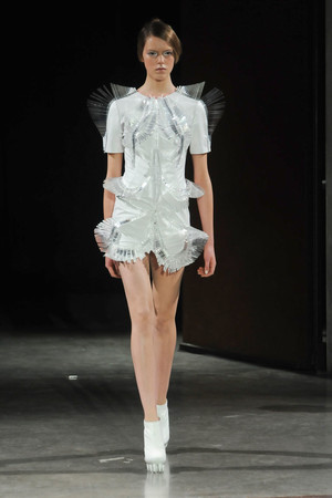 Показ  коллекции сезона Весна-лето 2012 года Haute couture - www.elle.ru - Подиум - фото 331101