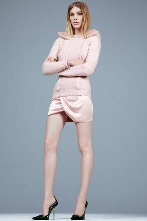 Показ Versace коллекции сезона Pre-fall   2014 года Prêt-à-porter - www.elle.ru - Подиум - фото 573398