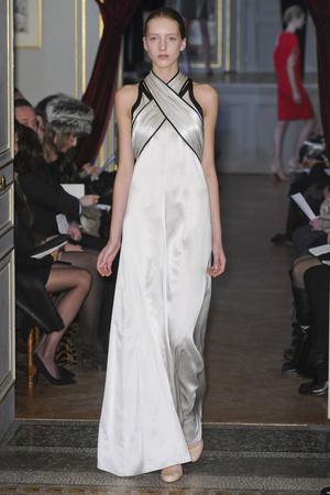 Показ Bouchra Jarrar коллекции сезона Весна-лето 2011 года Haute couture - www.elle.ru - Подиум - фото 214866
