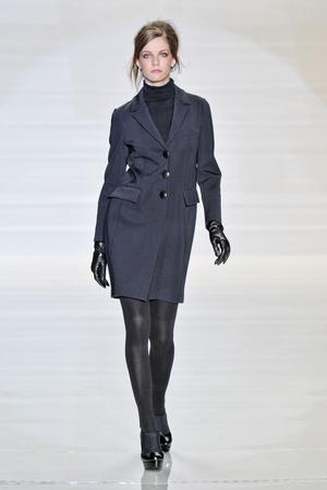 Показ Simonetta Ravizza коллекции сезона Осень-зима 2012-2013 года prêt-à-porter - www.elle.ru - Подиум - фото 359052