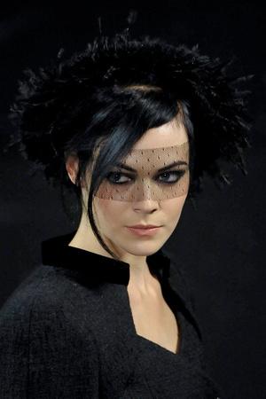 Показ  коллекции сезона Осень-зима 2011-2012 года Haute couture - www.elle.ru - Подиум - фото 278450