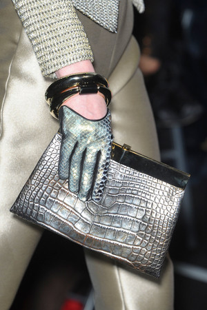 Показ Giorgio Armani Privé коллекции сезона Весна-лето 2012 года Haute couture - www.elle.ru - Подиум - фото 331686