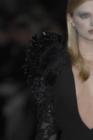 Показ Givenchy коллекции сезона Весна-лето 2009 года Haute couture - www.elle.ru - Подиум - фото 86847