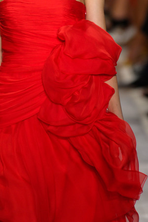 Показ Giambattista Valli коллекции сезона Осень-зима 2011-2012 года Haute couture - www.elle.ru - Подиум - фото 277824