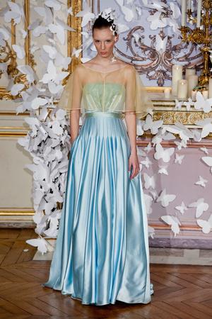 Показ Alexis Mabille коллекции сезона Весна-лето 2014 года haute couture - www.elle.ru - Подиум - фото 574422
