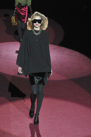 Показ Marc Jacobs коллекции сезона Осень-зима 2009-2010 года Prêt-à-porter - www.elle.ru - Подиум - фото 90746