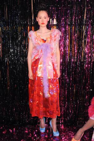 Показ Fashion East коллекции сезона Весна-лето 2013 года prêt-à-porter - www.elle.ru - Подиум - фото 427168