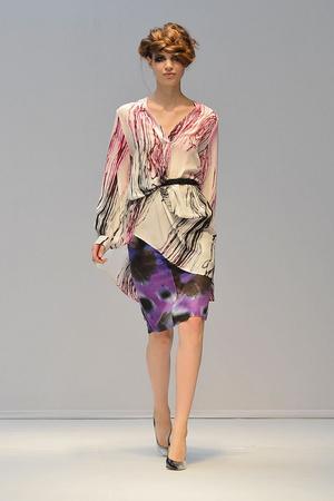 Показ Cathy Pill коллекции сезона Весна-лето 2009 года Haute couture - www.elle.ru - Подиум - фото 86197