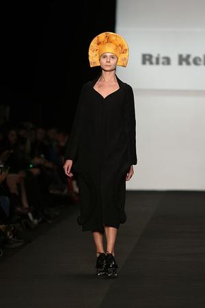 Показ Ria Keburia коллекции сезона Весна-лето 2014 года Prêt-à-porter - www.elle.ru - Подиум - фото 572557