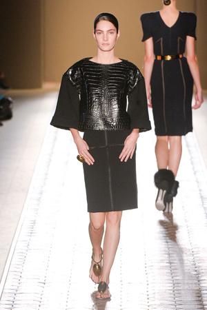 Показ Christophe Josse коллекции сезона Осень-зима 2012-2013 года Haute couture - www.elle.ru - Подиум - фото 403066