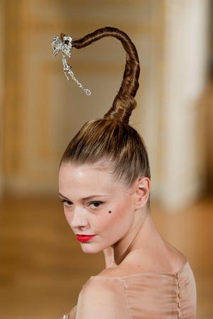 Показ Alexis Mabille коллекции сезона Осень-зима 2012-2013 года haute couture - www.elle.ru - Подиум - фото 403996