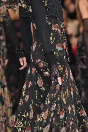 Показ Ralph Lauren коллекции сезона Осень-зима 2010-2011 года prêt-à-porter - www.elle.ru - Подиум - фото 147733
