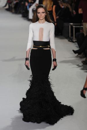 Показ Stephane Rolland коллекции сезона Весна-лето 2012 года Haute couture - www.elle.ru - Подиум - фото 331757
