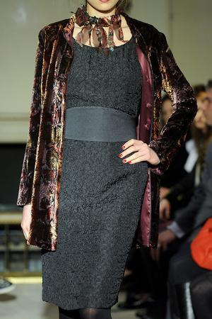 Показ Caroline Charles коллекции сезона Осень-зима 2012-2013 года prêt-à-porter - www.elle.ru - Подиум - фото 351059