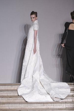 Показ Stephane Rolland коллекции сезона Осень-зима 2009-2010 года Haute couture - www.elle.ru - Подиум - фото 88351