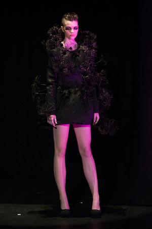 Показ Serkan Cura коллекции сезона Весна-лето 2014 года haute couture - www.elle.ru - Подиум - фото 575325