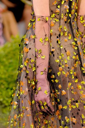 Показ Christian Dior коллекции сезона Весна-лето 2013 года Haute couture - www.elle.ru - Подиум - фото 478280