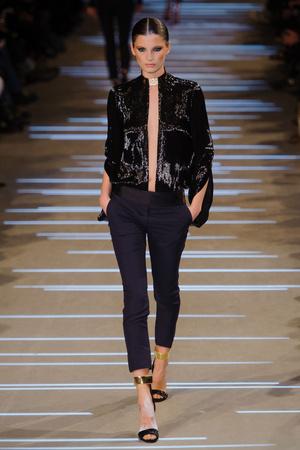 Показ Alexander Vauthier коллекции сезона Весна-лето 2013 года haute couture - www.elle.ru - Подиум - фото 479175
