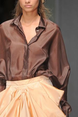 Показ Krizia коллекции сезона Весна-лето 2009 года Prêt-à-porter - www.elle.ru - Подиум - фото 82376