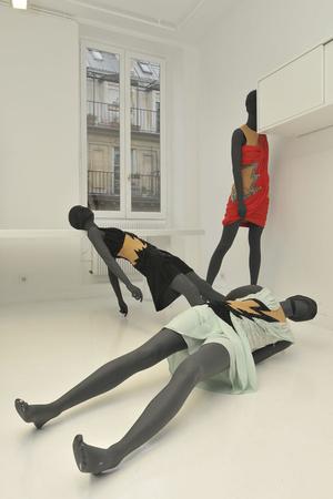 Показ Felipe Oliveira Baptista коллекции сезона Осень-зима 2009-2010 года Haute couture - www.elle.ru - Подиум - фото 87587