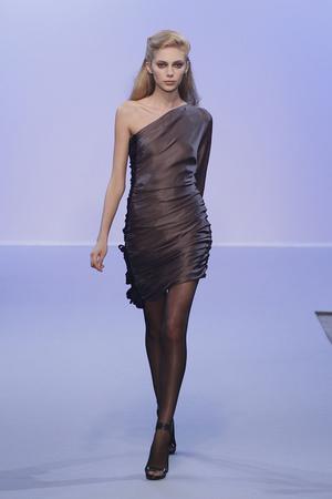 Показ Christophe Josse коллекции сезона Осень-зима 2010-2011 года Haute couture - www.elle.ru - Подиум - фото 167174