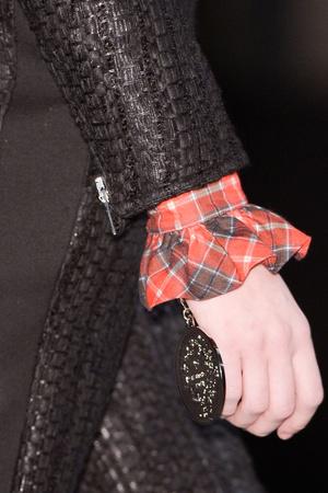Показ Givenchy коллекции сезона Осень-зима 2013-2014 года Prêt-à-porter - www.elle.ru - Подиум - фото 547761