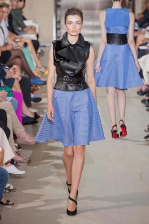 Показ Bouchra Jarrar коллекции сезона Осень-зима 2012-2013 года Haute couture - www.elle.ru - Подиум - фото 403090