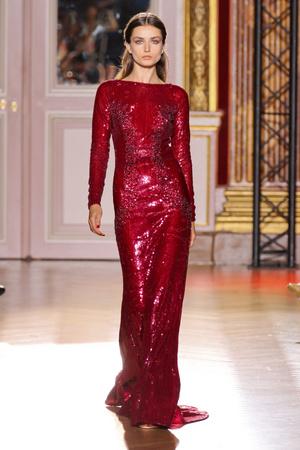 Показ Zuhair Murad коллекции сезона Осень-зима 2012-2013 года haute couture - www.elle.ru - Подиум - фото 404992