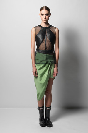 Показ Gemma Kahng коллекции сезона Весна-лето 2013 года prêt-à-porter - www.elle.ru - Подиум - фото 421535