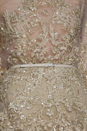 Показ Elie Saab коллекции сезона Весна-лето 2013 года Haute couture - www.elle.ru - Подиум - фото 480559