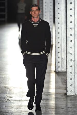 Показ N. Hoolywood коллекции сезона Осень-зима 2013-2014 года prêt-à-porter - www.elle.ru - Подиум - фото 483111