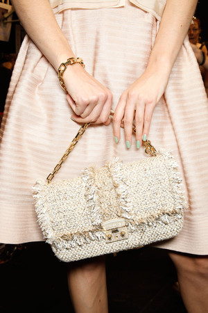 Показ Christian Dior коллекции сезона Весна-лето 2012 года prêt-à-porter - www.elle.ru - Подиум - фото 311977