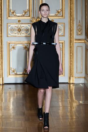 Показ Rad Hourani коллекции сезона Весна-лето 2014 года Haute couture - www.elle.ru - Подиум - фото 575269