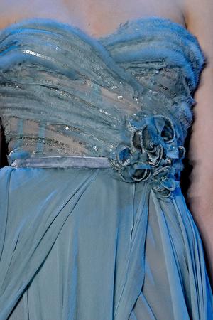 Показ Elie Saab коллекции сезона Осень-зима 2011-2012 года haute couture - www.elle.ru - Подиум - фото 279283