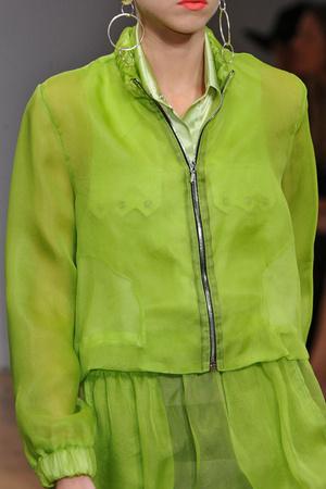 Показ Danielle Scutt коллекции сезона Весна-лето 2009 года Prêt-à-porter - www.elle.ru - Подиум - фото 81464