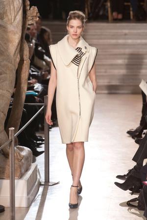 Показ Bouchra Jarrar коллекции сезона Весна-лето 2013 года Haute couture - www.elle.ru - Подиум - фото 479538