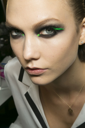 Показ Atelier Versace коллекции сезона Весна-лето 2013 года haute couture - www.elle.ru - Подиум - фото 477717