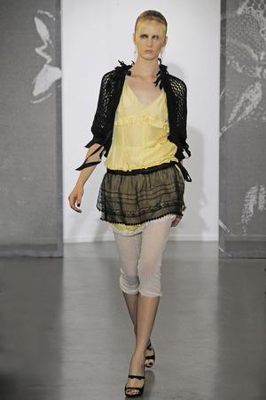 Показ Nina Ricci коллекции сезона Весна-лето 2010 года Prêt-à-porter - www.elle.ru - Подиум - фото 129767