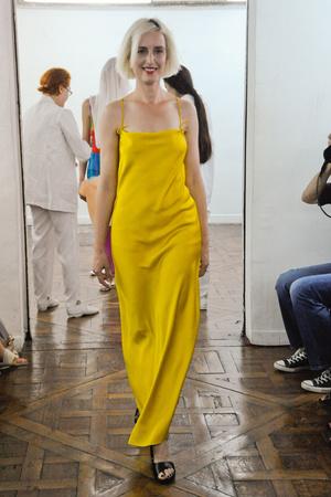 Показ Adeline Andre коллекции сезона Осень-зима 2010-2011 года Haute couture - www.elle.ru - Подиум - фото 167260